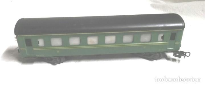 Trenes Escala: Tren de Paya 1681 años 50, Locomotora Tender 1401, 2 vagones pasajeros y 12 vias - Foto 14 - 87005080