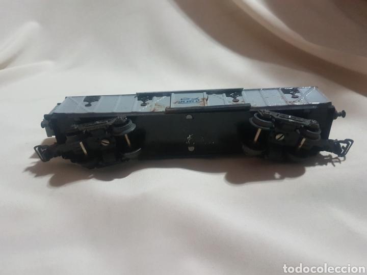 Trenes Escala: Vagón mercancías ganado tren paya escala ho h0 - Foto 12 - 92734754
