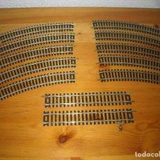 Trenes Escala: PAYA - 10 VIAS 5810 + 2 VIA 5800 - DE TREN . Lote 95085439