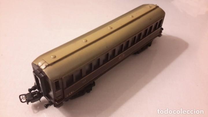 Trenes Escala: PAYA. VAGON DE PASAJEROS ESCALA HO BAQUELITA Y CHAPA - Foto 2 - 107231179