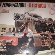 Trenes Escala: FERROCARRIL ELÉCTRICO AÑOS 70.HO PAYA. Lote 107755167