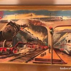 Trenes Escala: ESTUCHE DE TREN PAYA HO. Lote 109285207