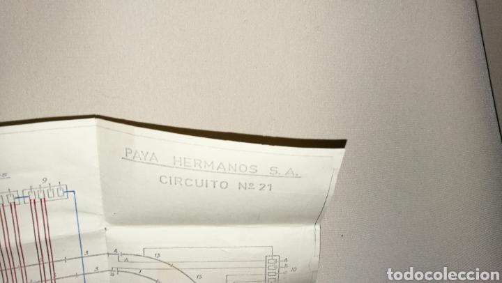Trenes Escala: Tren paya ferrobus . El abuelo . Renfe . 1955 . Escala H0 . Ver y leer . - Foto 5 - 110584576
