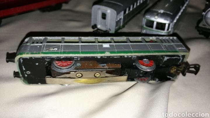 Trenes Escala: Tren paya ferrobus . El abuelo . Renfe . 1955 . Escala H0 . Ver y leer . - Foto 7 - 110584576
