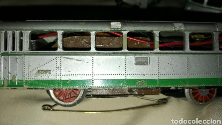 Trenes Escala: Tren paya ferrobus . El abuelo . Renfe . 1955 . Escala H0 . Ver y leer . - Foto 8 - 110584576