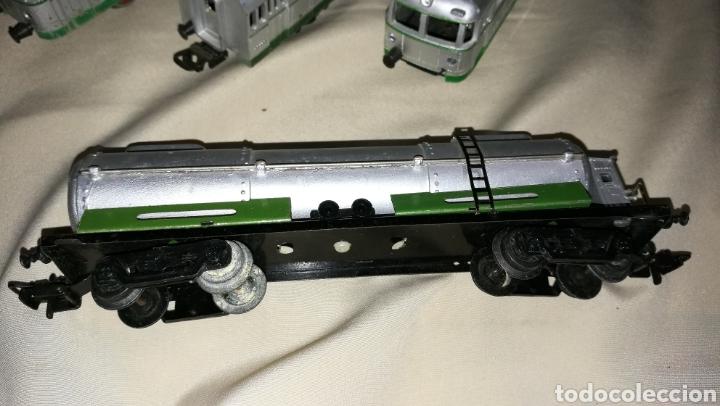 Trenes Escala: Tren paya ferrobus . El abuelo . Renfe . 1955 . Escala H0 . Ver y leer . - Foto 11 - 110584576