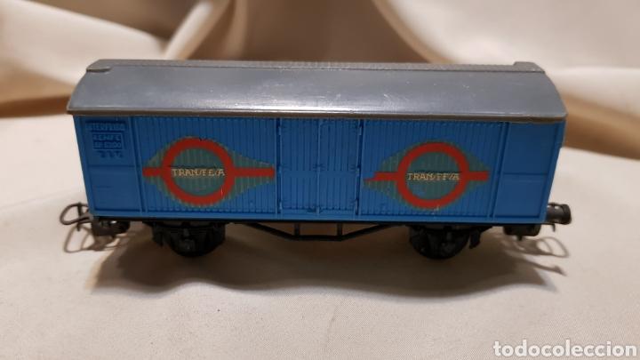 Trenes Escala: Tren paya ferrobus . El abuelo . Renfe . 1955 . Escala H0 . Ver y leer . - Foto 14 - 110584576