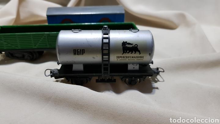 Trenes Escala: Tren paya ferrobus . El abuelo . Renfe . 1955 . Escala H0 . Ver y leer . - Foto 16 - 110584576