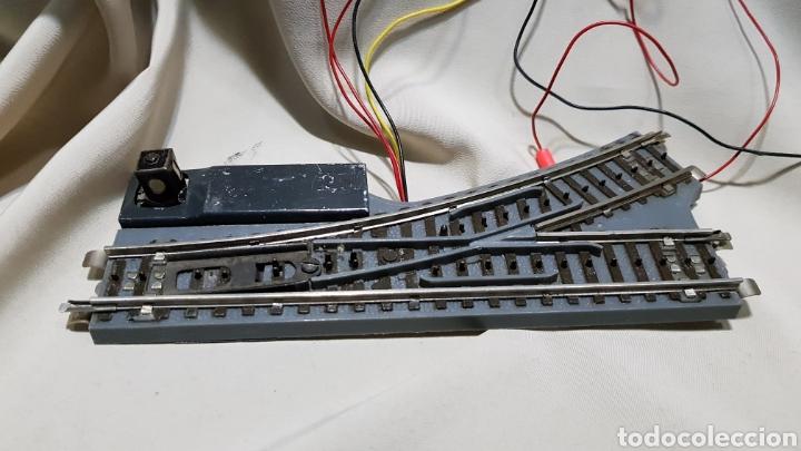 Trenes Escala: Tren paya ferrobus . El abuelo . Renfe . 1955 . Escala H0 . Ver y leer . - Foto 19 - 110584576