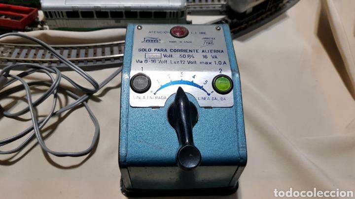 Trenes Escala: Tren paya ferrobus . El abuelo . Renfe . 1955 . Escala H0 . Ver y leer . - Foto 20 - 110584576