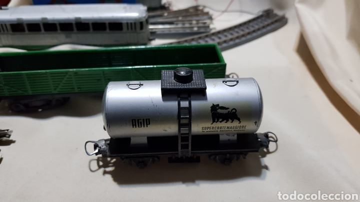 Trenes Escala: Tren paya ferrobus . El abuelo . Renfe . 1955 . Escala H0 . Ver y leer . - Foto 22 - 110584576