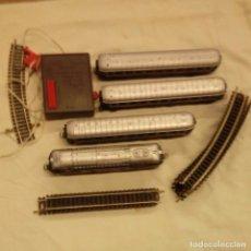 Trenes Escala: TREN PAYA AÑOS 70 BITENSION. Lote 110909335