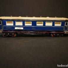 Trenes Escala: ORIGINAL VAGON TREN PAYA SALON RESTAURANTE P.H. 1376 VALENCIA - ALICANTE. Lote 112606327