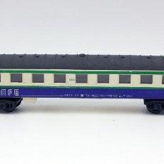 Trenes Escala: VAGON PASAJEROS RENFE PRIMERA CLASE - PAYA - MADE IN SPAIN - ESCALA H0. Lote 115573387