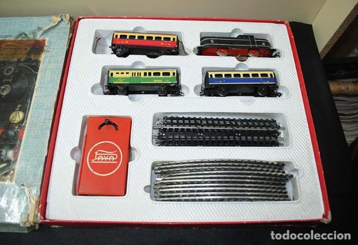 Trenes Escala: CIRCUITO DE TREN ANTIGUO FERROVIARIO CASA PAYÁ - Foto 2 - 117847799