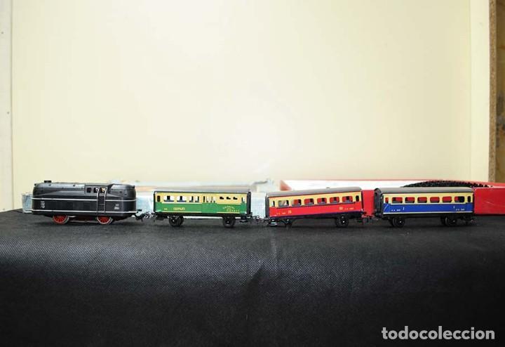 Trenes Escala: CIRCUITO DE TREN ANTIGUO FERROVIARIO CASA PAYÁ - Foto 4 - 117847799