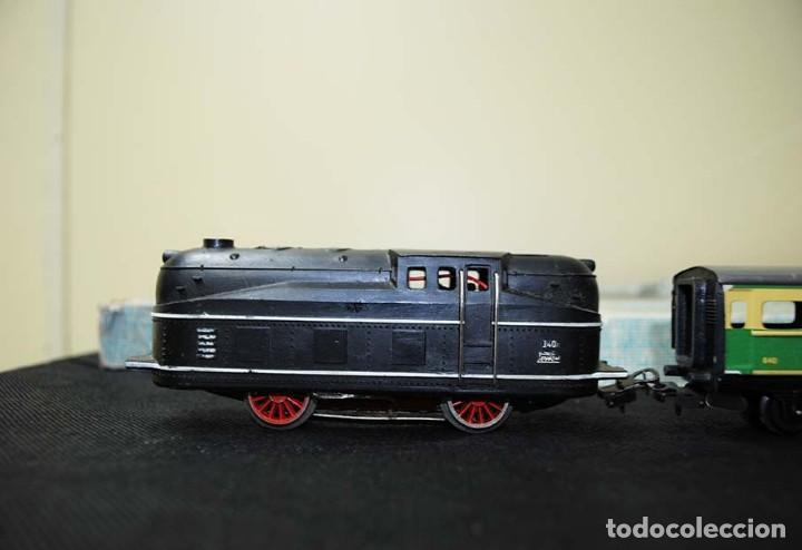 Trenes Escala: CIRCUITO DE TREN ANTIGUO FERROVIARIO CASA PAYÁ - Foto 5 - 117847799