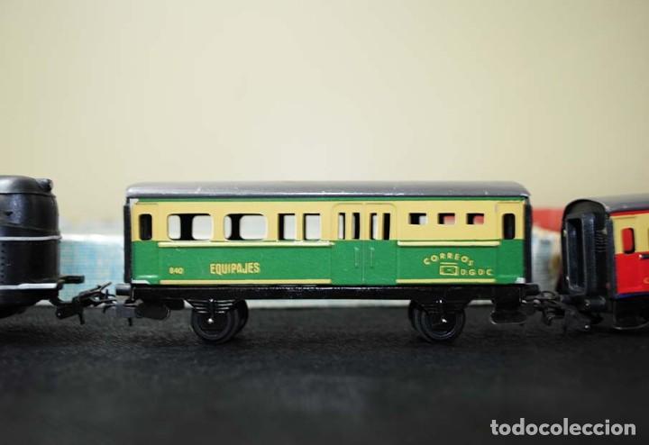 Trenes Escala: CIRCUITO DE TREN ANTIGUO FERROVIARIO CASA PAYÁ - Foto 6 - 117847799