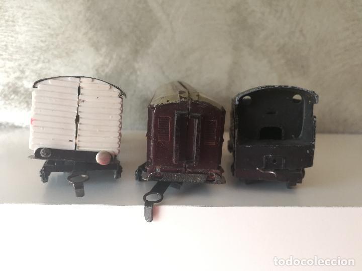 Trenes Escala: LOTE VAGONES Y TENDER PAYA ESCALA H0 - Foto 5 - 121463391