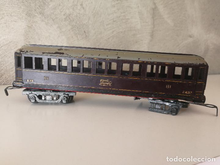 Trenes Escala: LOTE VAGONES Y TENDER PAYA ESCALA H0 - Foto 10 - 121463391