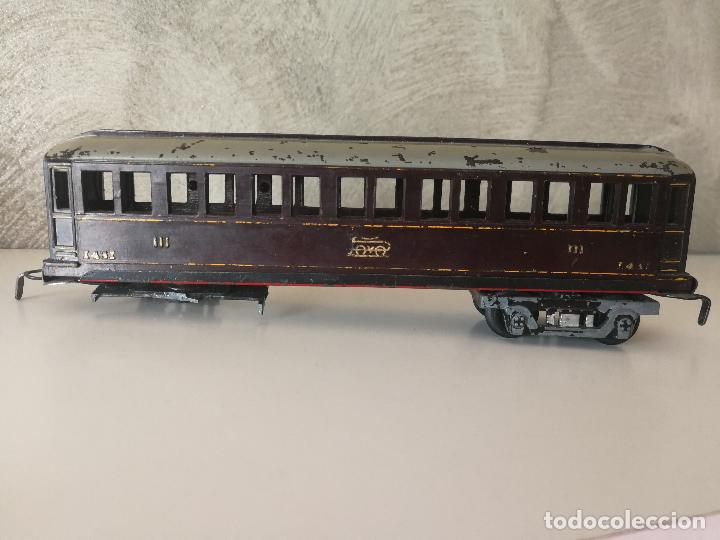 Trenes Escala: LOTE VAGONES Y TENDER PAYA ESCALA H0 - Foto 12 - 121463391