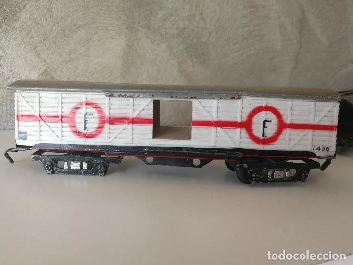 Trenes Escala: LOTE VAGONES Y TENDER PAYA ESCALA H0 - Foto 16 - 121463391