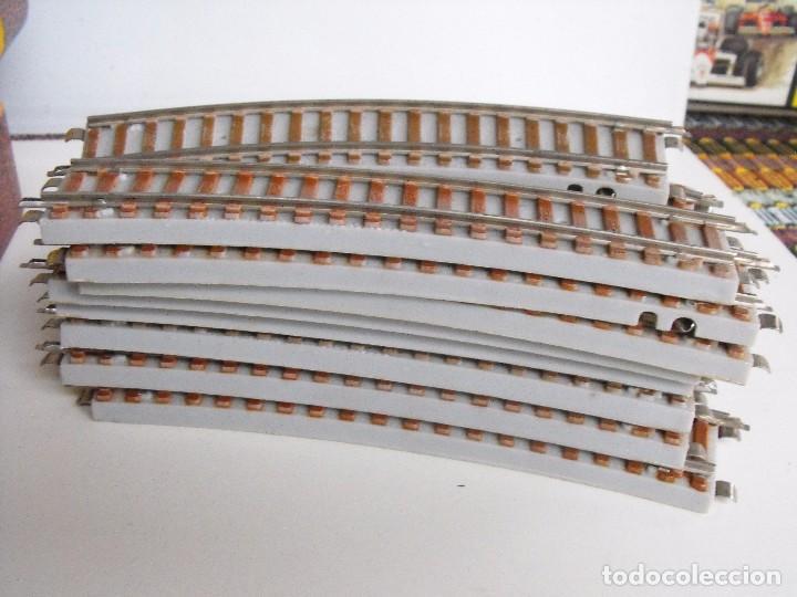 Trenes Escala: Tren eléctrico PAYA en maletín de madera. Años 40-50. - Foto 5 - 127839603