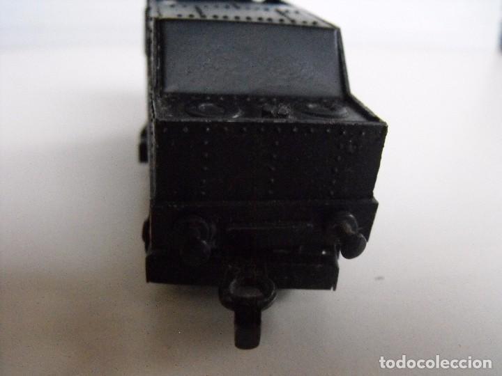 Trenes Escala: Tren eléctrico PAYA en maletín de madera. Años 40-50. - Foto 8 - 127839603