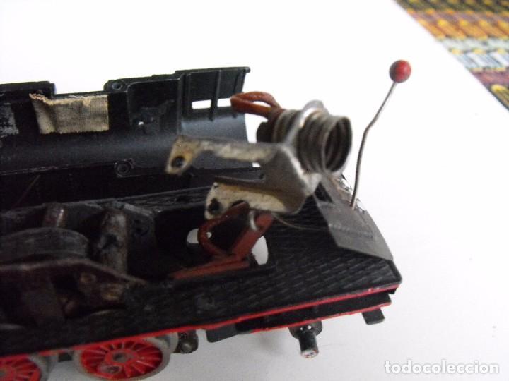 Trenes Escala: Tren eléctrico PAYA en maletín de madera. Años 40-50. - Foto 13 - 127839603