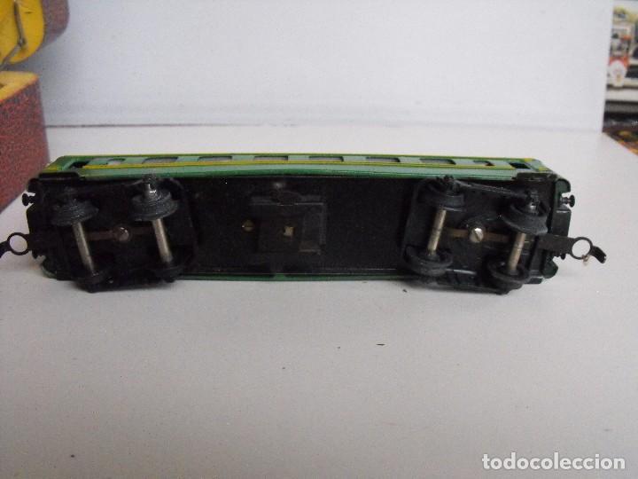 Trenes Escala: Tren eléctrico PAYA en maletín de madera. Años 40-50. - Foto 21 - 127839603