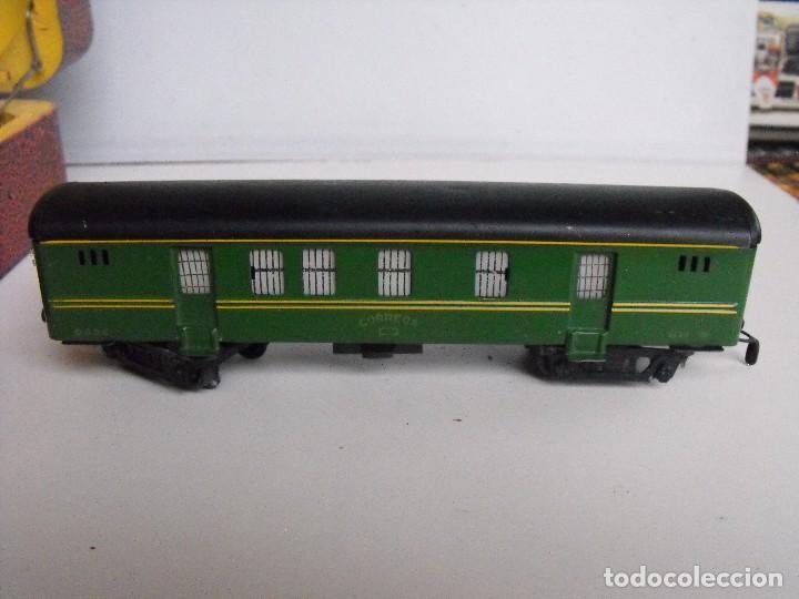 Trenes Escala: Tren eléctrico PAYA en maletín de madera. Años 40-50. - Foto 22 - 127839603