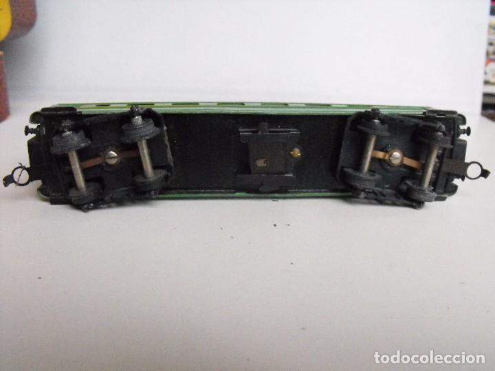 Trenes Escala: Tren eléctrico PAYA en maletín de madera. Años 40-50. - Foto 27 - 127839603