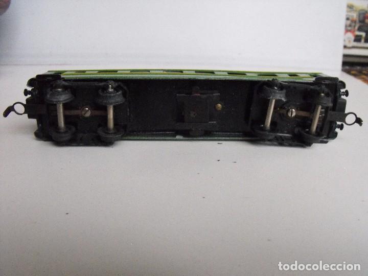 Trenes Escala: Tren eléctrico PAYA en maletín de madera. Años 40-50. - Foto 30 - 127839603