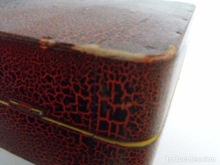Trenes Escala: Tren eléctrico PAYA en maletín de madera. Años 40-50. - Foto 34 - 127839603