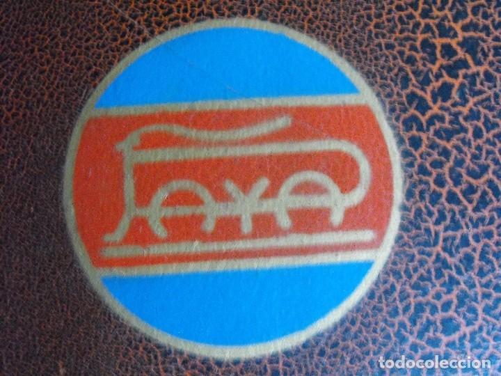 Trenes Escala: Tren eléctrico PAYA en maletín de madera. Años 40-50. - Foto 36 - 127839603