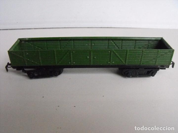 Trenes Escala: Vagón de mercancias PAYA H0. - Foto 2 - 127840155