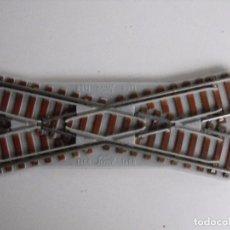 Trenes Escala: CRUCE DE VÍAS. PAYA H0. REF. 1468,. Lote 127840523