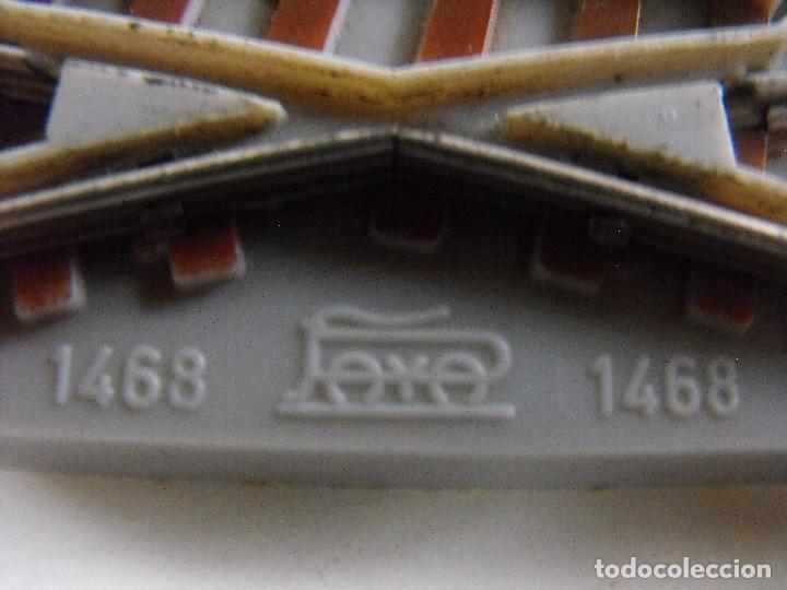 Trenes Escala: Cruce de vías. PAYA H0. Ref. 1468, - Foto 3 - 127840523