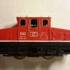 Trenes Escala: PAYA.MÁQUINA DIESEL DE MANIOBRAS 5503. Lote 129469575