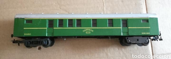 Vagon correos verde paya escala ho segunda mano