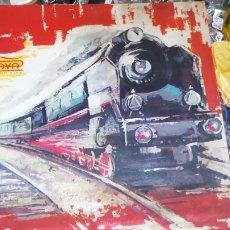 Trenes Escala: PAYA. CAJA TREN PAYA A CUERDA. NUEVA DE TIENDA. NO RICO, JYESA. Lote 132734295