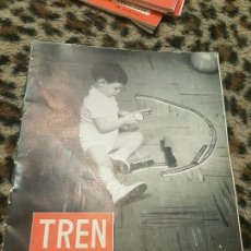 Trenes Escala: REVISTA TREN MINIATURA, AÑO 1960. Lote 136137374