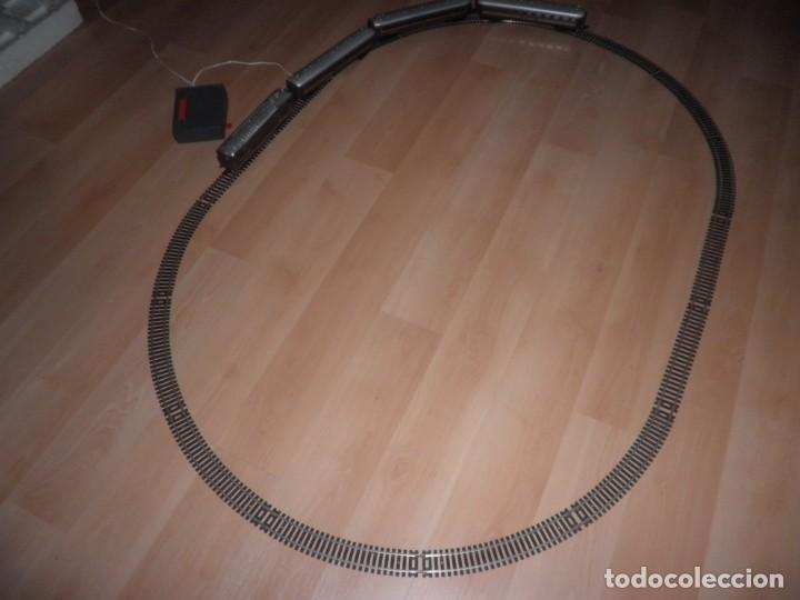 Trenes Escala: Tren electrico Paya con Transformador Bitensión y Regulador de Velocidad Ref: 5035 FUNCIONANDO - Foto 5 - 139599746