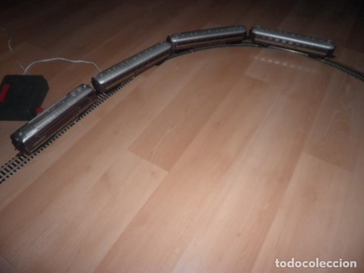 Trenes Escala: Tren electrico Paya con Transformador Bitensión y Regulador de Velocidad Ref: 5035 FUNCIONANDO - Foto 6 - 139599746