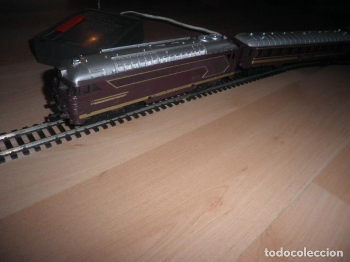 Trenes Escala: Tren electrico Paya con Transformador Bitensión y Regulador de Velocidad Ref: 5035 FUNCIONANDO - Foto 7 - 139599746