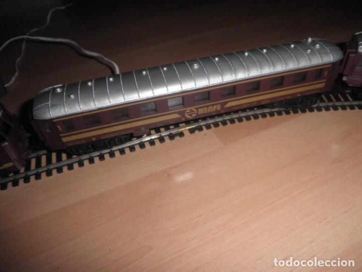 Trenes Escala: Tren electrico Paya con Transformador Bitensión y Regulador de Velocidad Ref: 5035 FUNCIONANDO - Foto 8 - 139599746