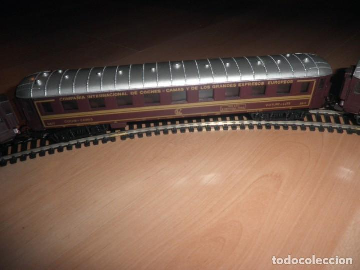 Trenes Escala: Tren electrico Paya con Transformador Bitensión y Regulador de Velocidad Ref: 5035 FUNCIONANDO - Foto 9 - 139599746