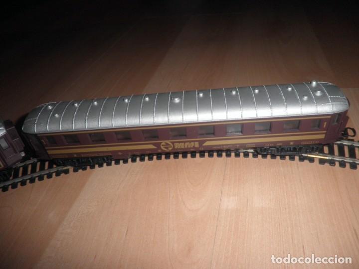 Trenes Escala: Tren electrico Paya con Transformador Bitensión y Regulador de Velocidad Ref: 5035 FUNCIONANDO - Foto 10 - 139599746