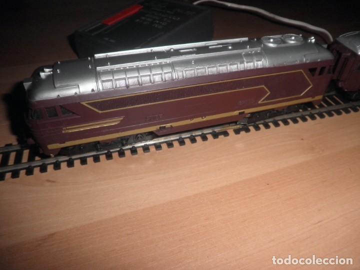 Trenes Escala: Tren electrico Paya con Transformador Bitensión y Regulador de Velocidad Ref: 5035 FUNCIONANDO - Foto 12 - 139599746