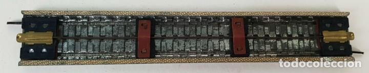Trenes Escala: FERROCARRIL ELECTRICO A PILAS. PAYÁ. ESCALA H0. CAJA ORIGINAL. CIRCA 1960. - Foto 12 - 139964102